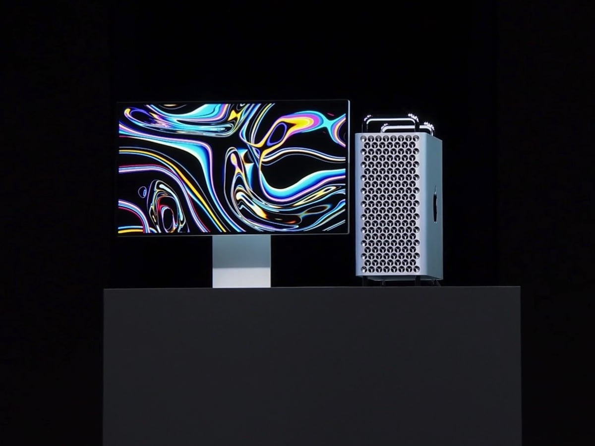All-New Apple Mac Pro 2020 Desktop lets you easily upgrade it with a new SSD kit
