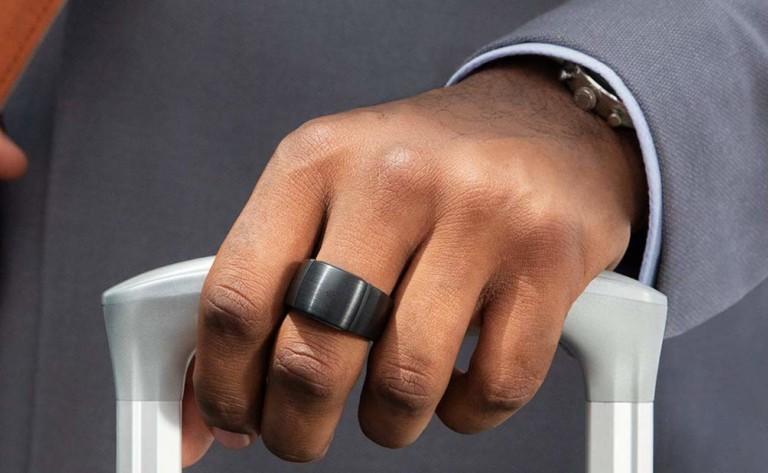Alexa-compatible gadgets Amazon Echo Loop Alexa-Enabled Ring
