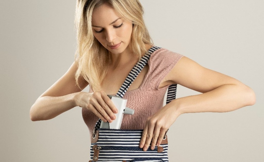 Avya by Aura Medical Portable Steam Inhaler