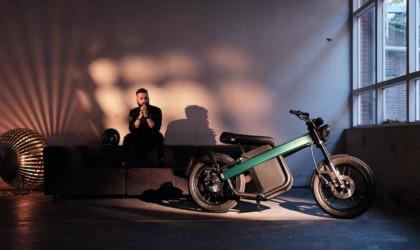 Brekr Model B Battery-Powered Motorcycle
