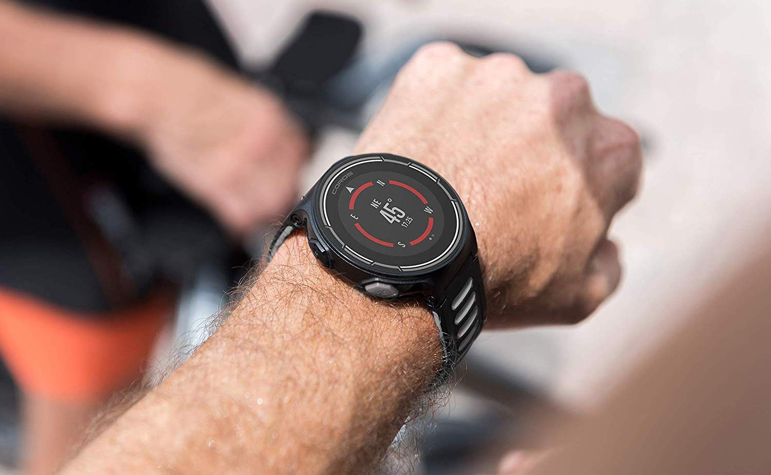 COROS PACE M1 GPS Multi-Sport Smartwatch helps you achieve your athletic goals