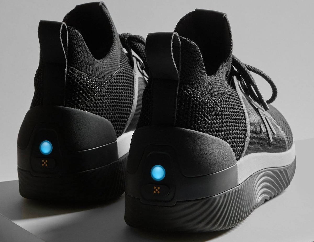 DropLabs Ep 01 Sound Immersion Footwear let you physically feel what you see and hear