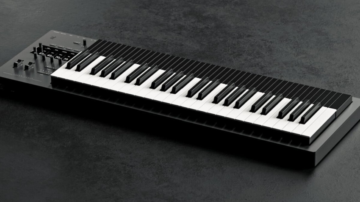 Expressive E Osmose Keyboard Synthesizer gives you more opportunity for expression