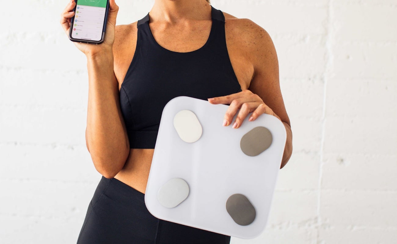 FitTrack Dara Smart BMI Scale helps you focus on all aspects of your physical health