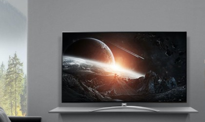 LG NanoCell TV 8K LED Television