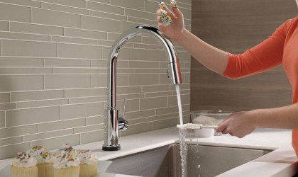 Delta Trinsic Voice-Activated Faucet
