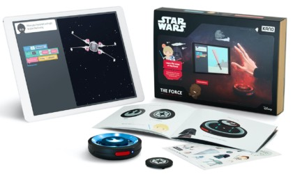 Star Wars the Force Coding Teaching Kit