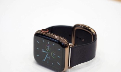 Apple Leather Apple Watch Series 5 Bands