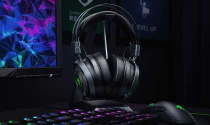 Razer Nari Ultimate Wireless PC Gaming Headset