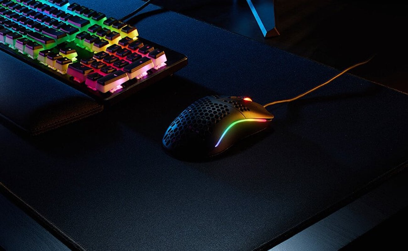 Glorious Model O Lightweight Gaming Mouse weighs just 67 grams for incredible speed