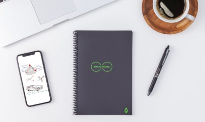 Rocketbook Everlast Reusable Smart Notebook