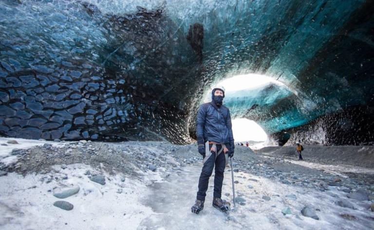 HOMI Carbon Fiber Adventure Jacket keeps you warm without the bulk