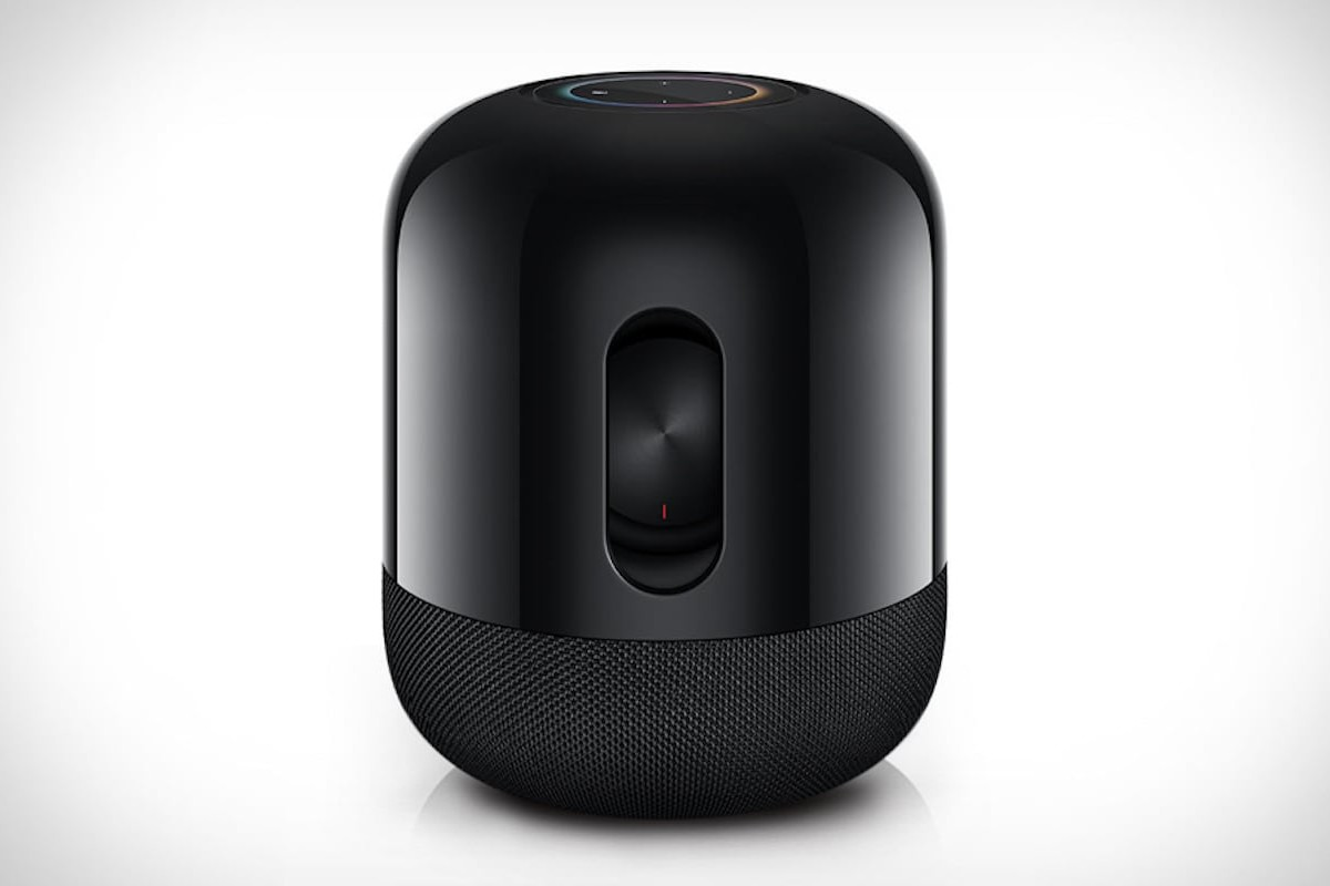 Huawei Sound X Compact Smart Speaker combines with Devialet technology for rich sound