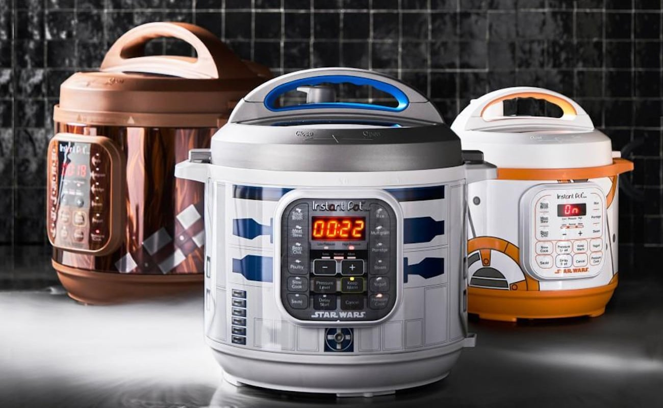 Instant Pot Duo Star Wars Pressure Cooker is a kitchen essential for any galaxy
