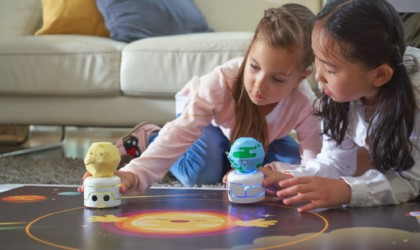 Kamibot Pi Creative Coding Robot