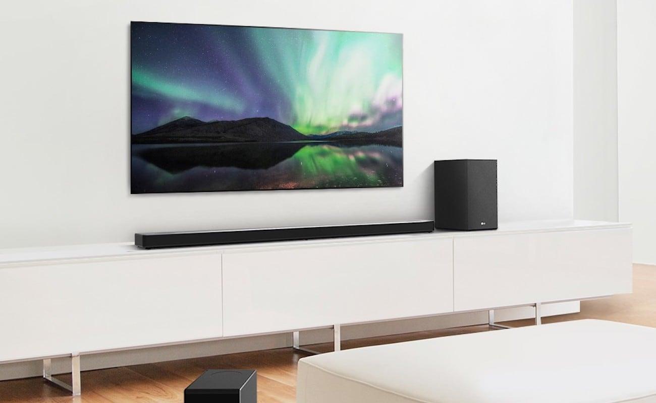 LG Meridian Audio 2020 Soundbar Series combine high-quality audio with easy setup