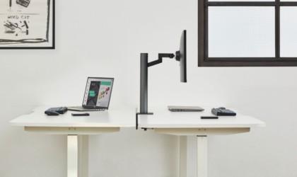LG UltraFine Ergo Swiveling Display series