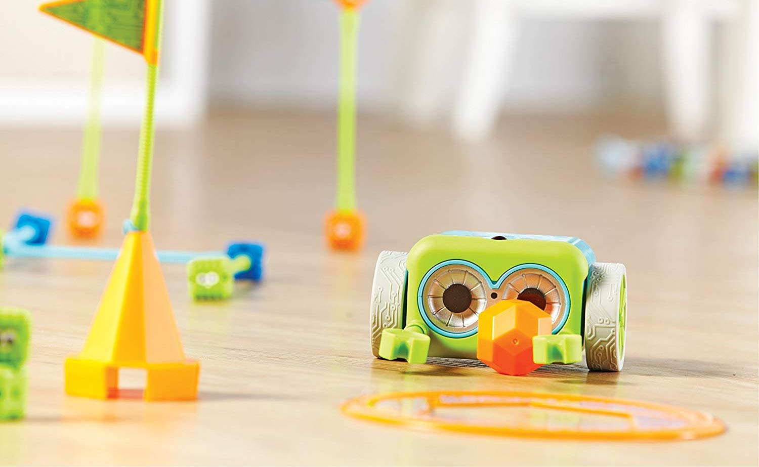 Learning Resources Botley The Coding Robot Activity Set teaches STEM through fun