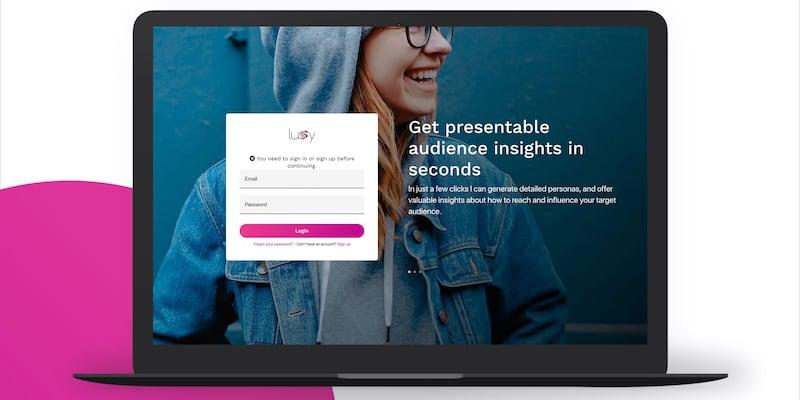 Lussy.io Automated Marketing Strategist