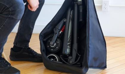 MiniFalcon Ultra-Compact Foldable E-Scooter