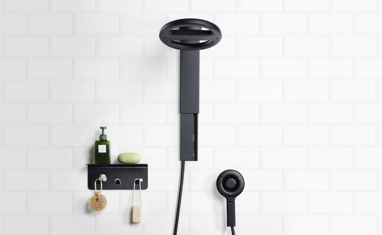 Nebia Spa Shower 2.0 Full-Coverage Showerhead makes sure you never want to get out