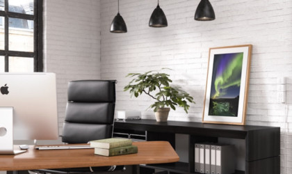 Alexa-compatible gadgets Netgear Meural Canvas II Digital Frame