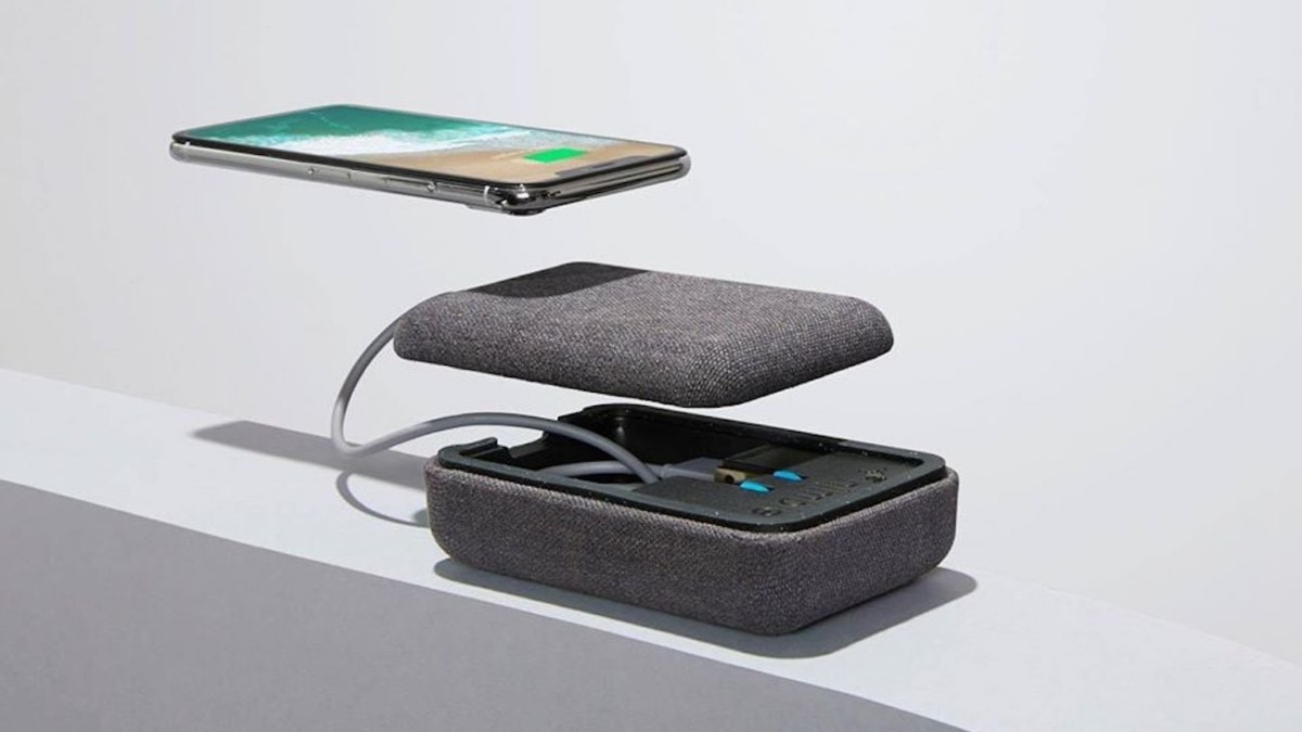 Nimble Wireless Charging Travel Kit keeps you charged up on the go