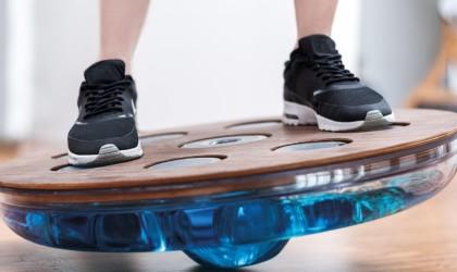 NOHrD Eau-Me Board Shifting Water Balance Board