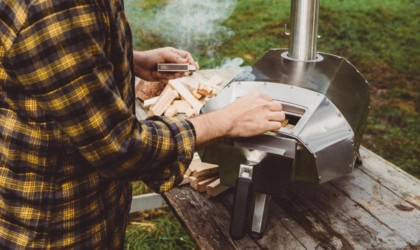 Ooni Karu Wood-Fired Portable Pizza Oven