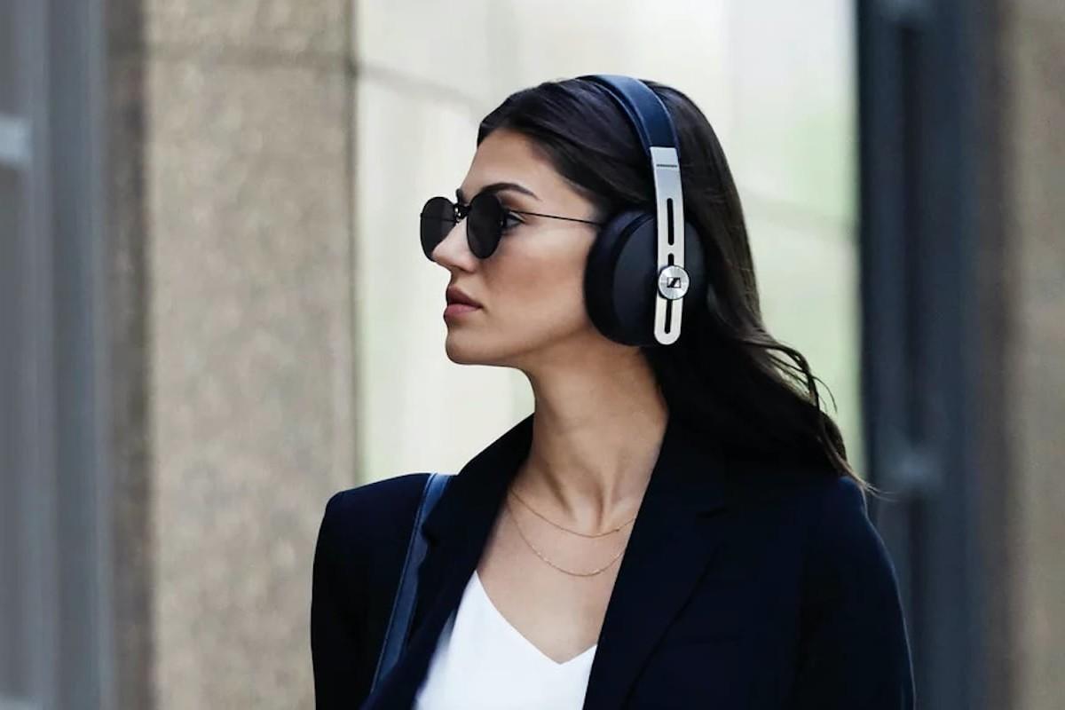 Sennheiser MOMENTUM Wireless Modern Headphones gives you studio-quality audio