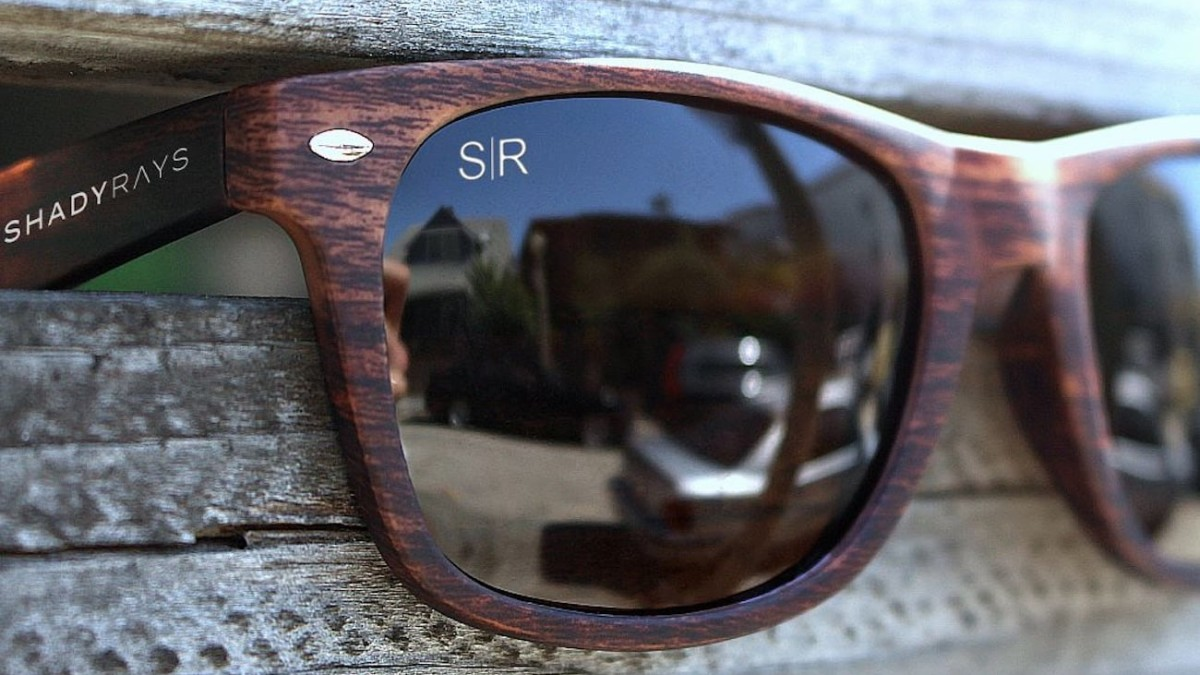 Shady Rays Polarized Sunglasses offer two replacement pairs if they're lost or broken