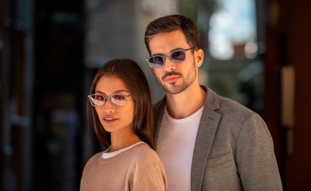 TYTUS COMBO Titanium Self Protecting Sunglasses