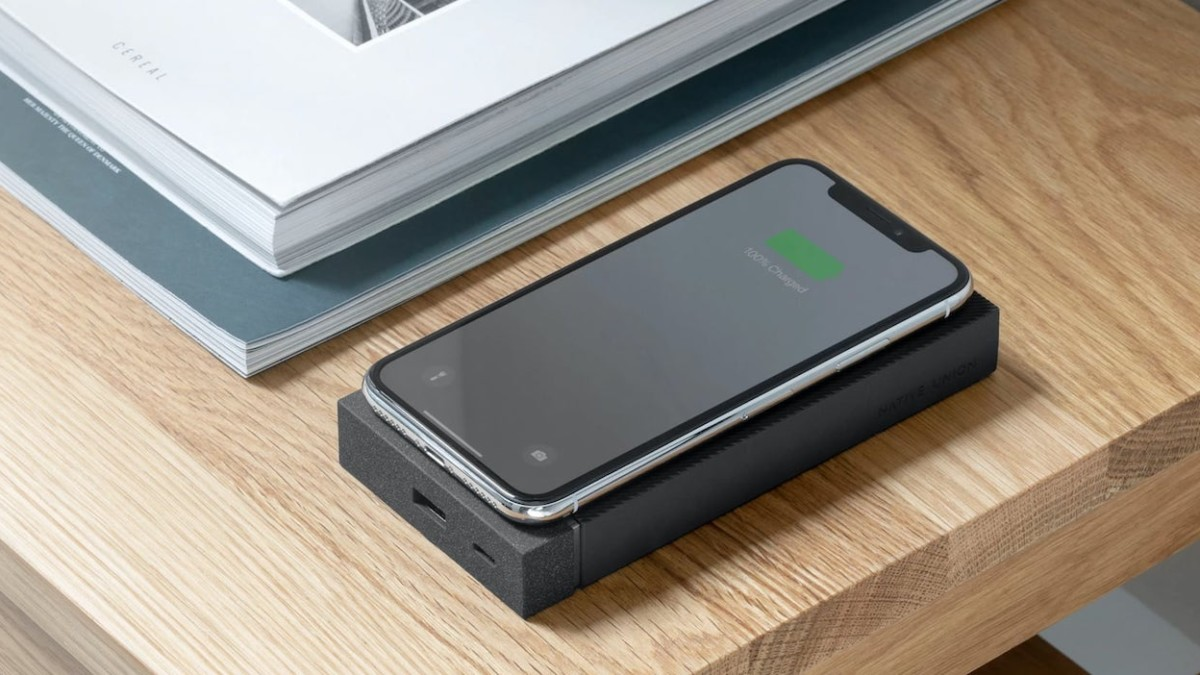 The best wireless power bank for your iPhone