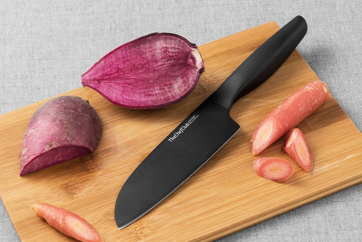 TheChefClub Super Sharp Knives require no special care