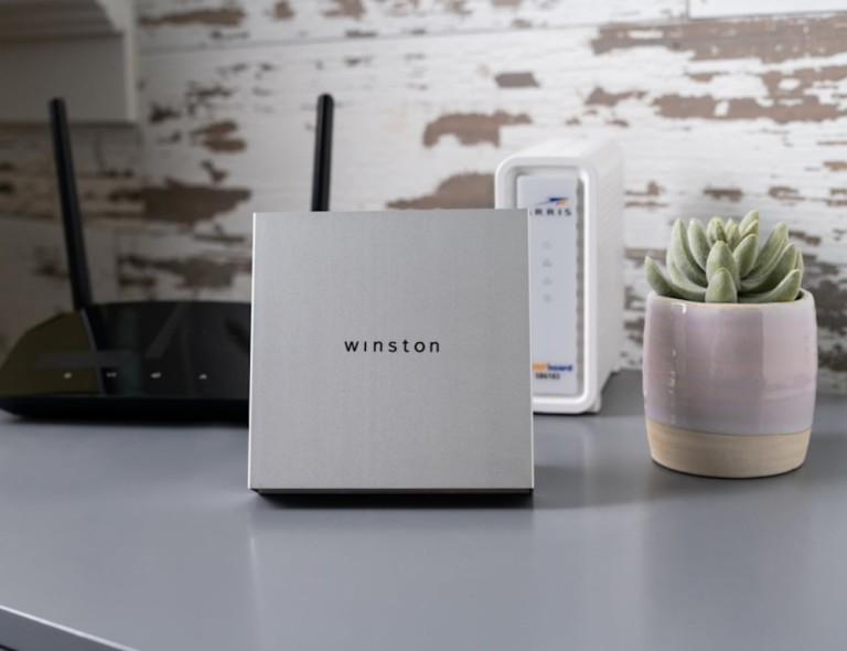 Winston Online Privacy Device