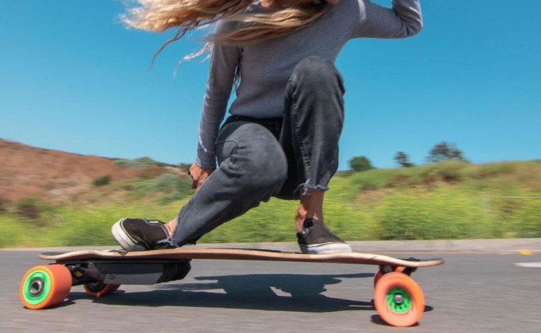 Unlimited Cruiser Electric Skateboard Kit