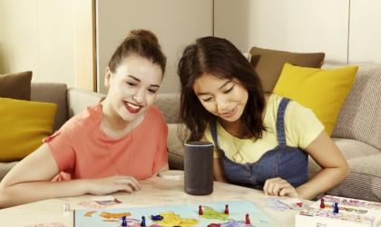 Alexa-compatible gadgets Voice Originals When In Rome Alexa Travel Trivia Game