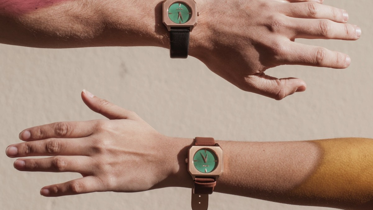 Kyomo Watches Japanese-Inspired Timepieces exude timeless vintage style