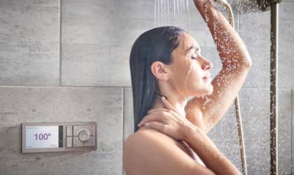 Alexa-compatible gadgets U by Moen Smart Shower