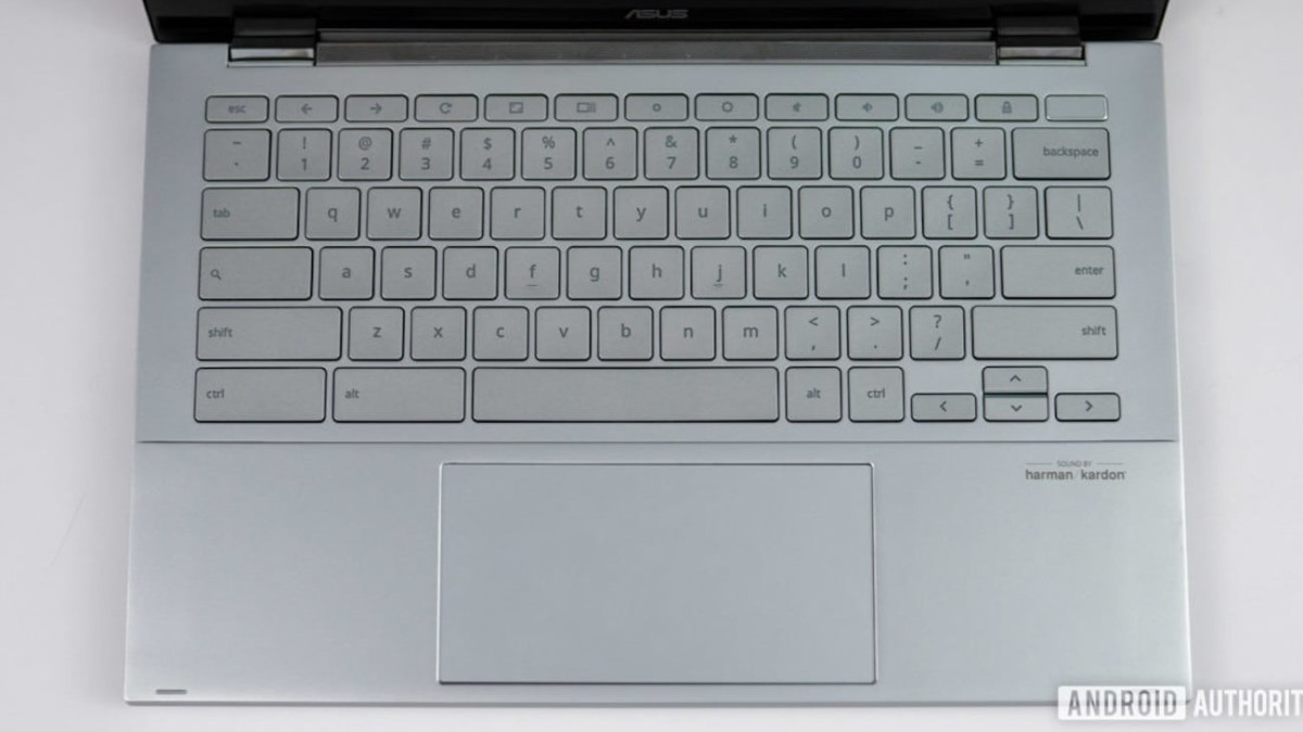 ASUS Chromebook Flip C436 360º Hinge Laptop can be used in a variety of positions