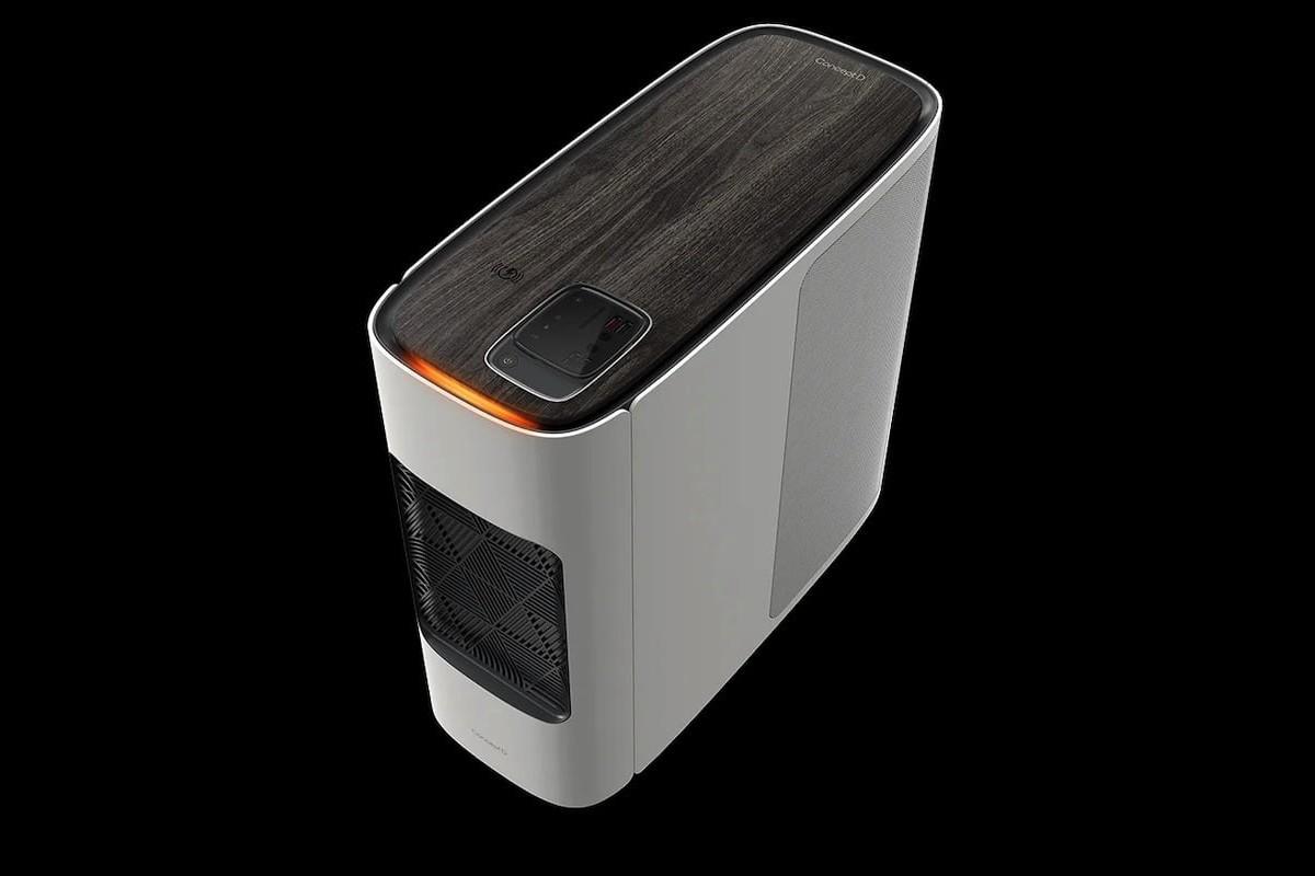 Acer ConceptD 700 Desktop Workstation easily manages content creation