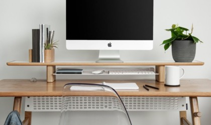 Artifox Lift Multi-Level Desk Storage