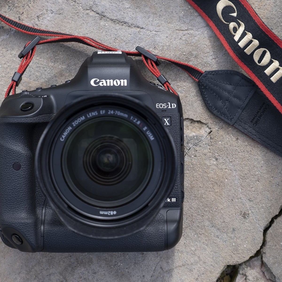 Canon EOS-1D X Mark III DSLR Camera is designed for professional sports photographers