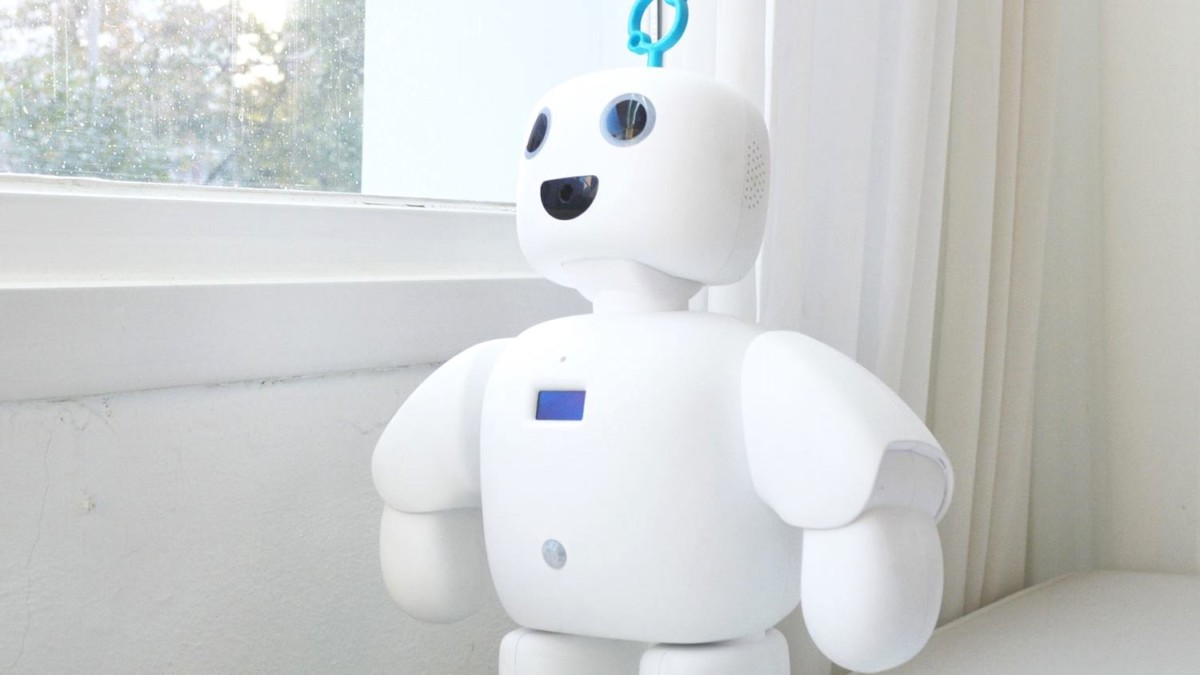 Circulus PiBo Companion Robot acts as your always-present friend