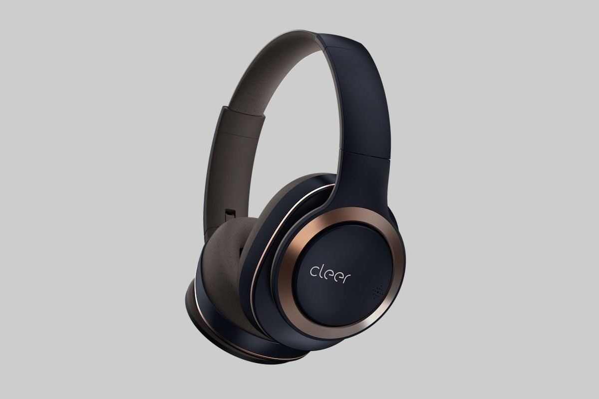 Cleer Enduro ANC Over-the-Ear Headphones can play music for 60 hours straight