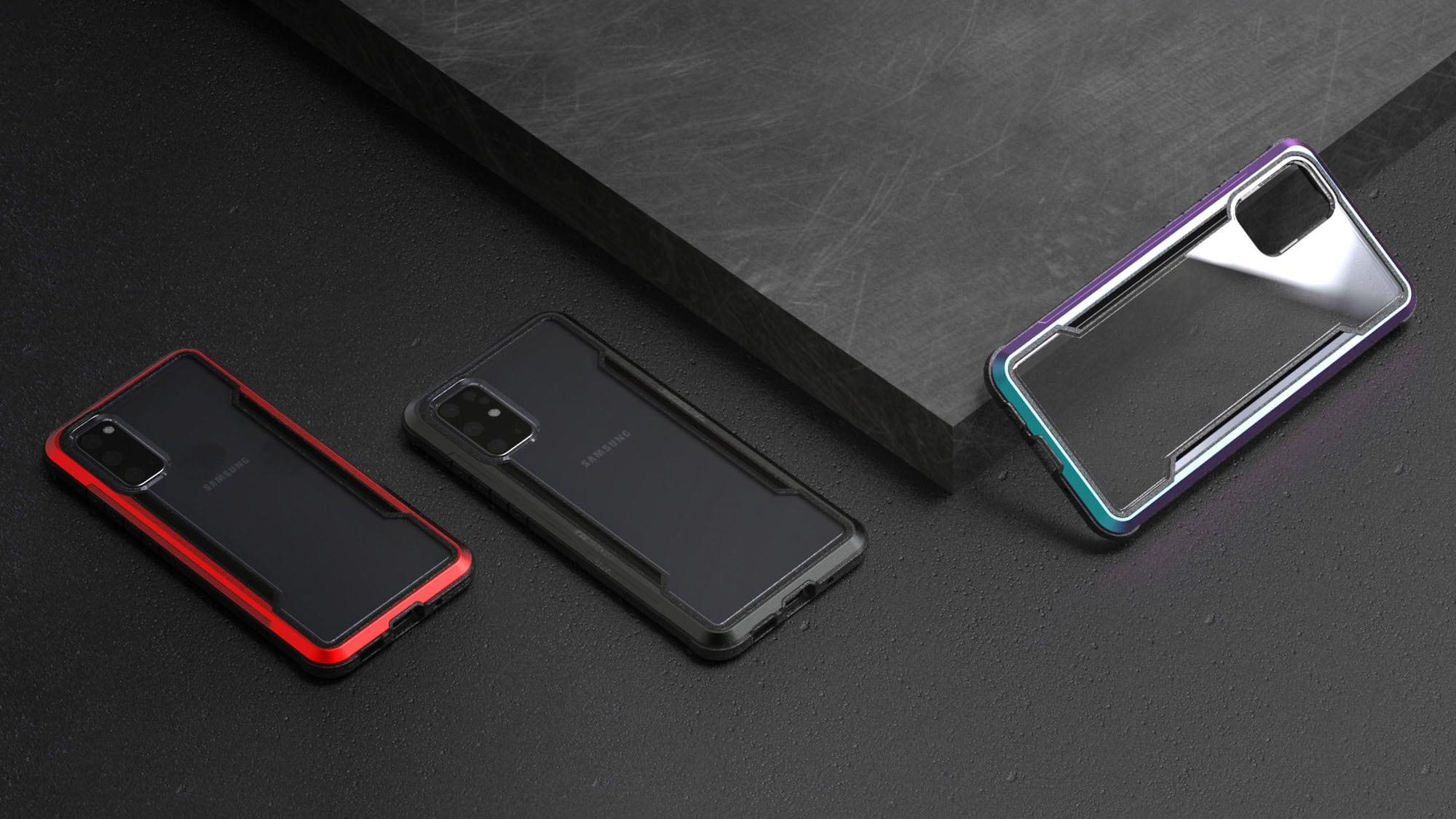Defense Shield Galaxy S20 Series Cases