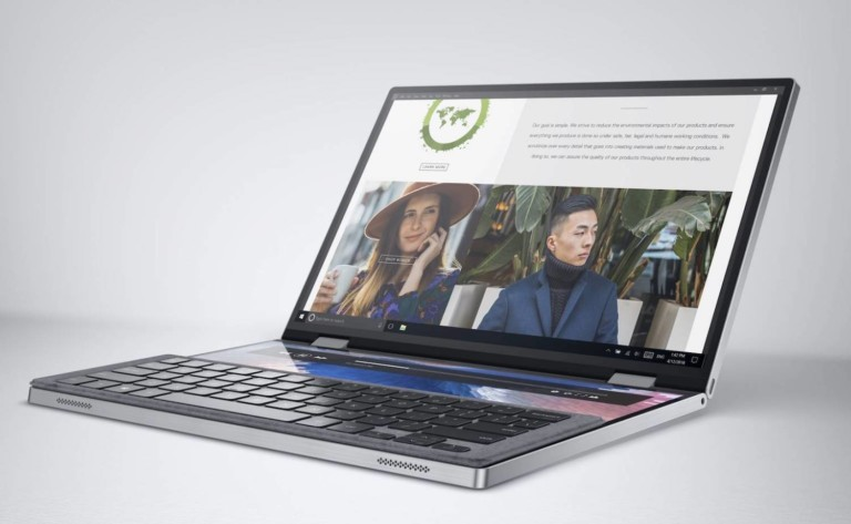 Dell Concept Duet Dual-Screen Tablet