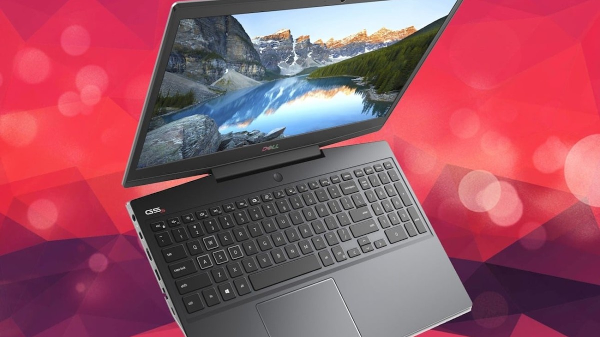 The Dell G5 15 Special Edition Ryzen Lets You Game On The Go
