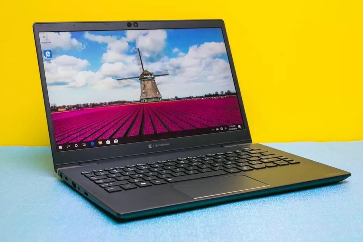Dynabook Portégé X30L-G Lightweight Laptop weighs fewer than 2 pounds