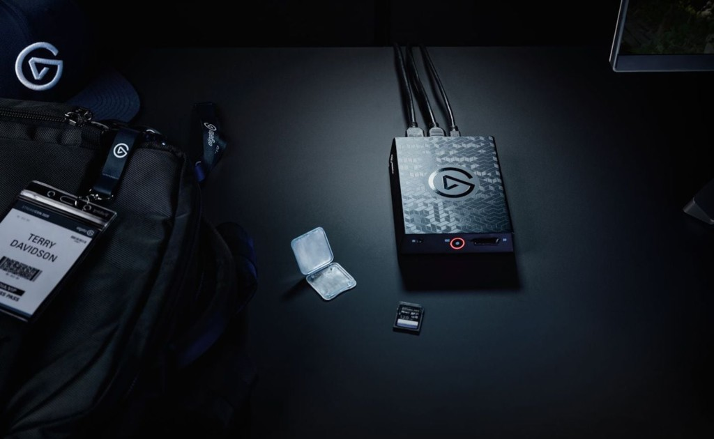 Elgato 4K60 S+ External Caption Card